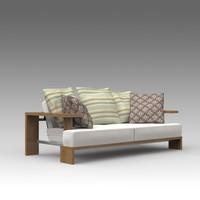 garden sofa x