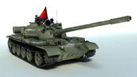 T-54M Soviet Union medium tank