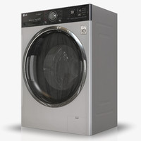 3d washingmachine lg f12u2hbs4