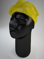 max woman head