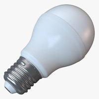 3d model lampe led lights