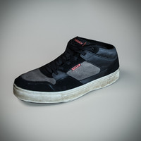 3d s shoe model
