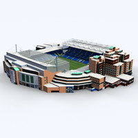 stamford bridge stadium version 3ds