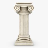 3d column 04