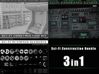sci-fi construction ma
