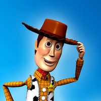 3d model sheriff woody