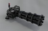 3d minigun