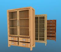design cabinets 3d model