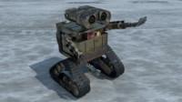 3d model robo