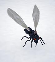 3d ant antman