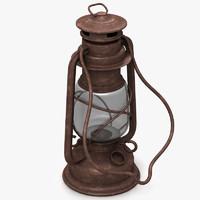 Oil Lamp 3