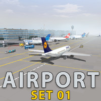 Airport  Set01