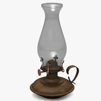Oil lamp 4