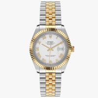 3d model rolex datejust 36 watch