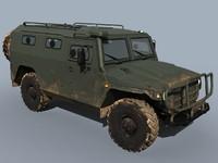3d tigr spm-2 model