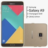 3ds samsung galaxy a9 2016