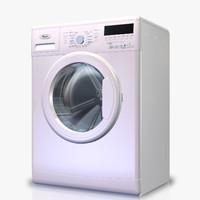 3d model washingmachine whirlpool awss73413