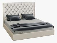 3d model interia sunflower bed