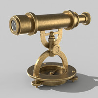 desk telescope 3d x