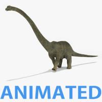 diplodocus dinosaur games 3d max