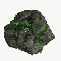 ore green 3d max