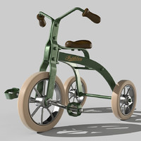 3ds tricycle