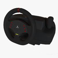 steering wheel logitech momo max