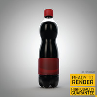 max bottle ready render