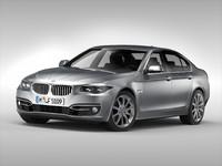 BMW 5 Series F10 (2015)
