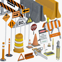 road construction tools equipment max