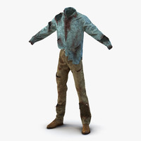 zombie outfit max