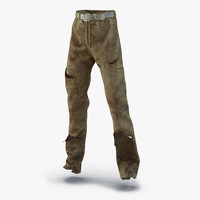 old dirty work pants 3ds