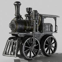 toy train x