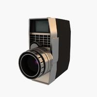 max vintage camera