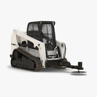 max compact tracked loader bobcat