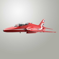 British Aerospace Hawk Red Arrows