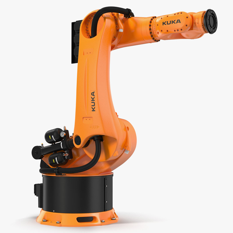 Kuka Robot KR-500 FORTEC 3d model 00.jpg
