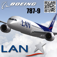 lan airlines 3ds