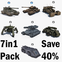 max pack vehicles tank apc