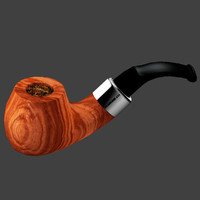3d apple pipe