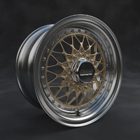 bbs rs 3d max