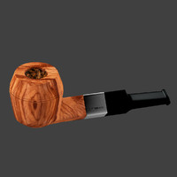 bulldog pipe 3d model
