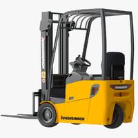 Forklift Jungheinrich 03