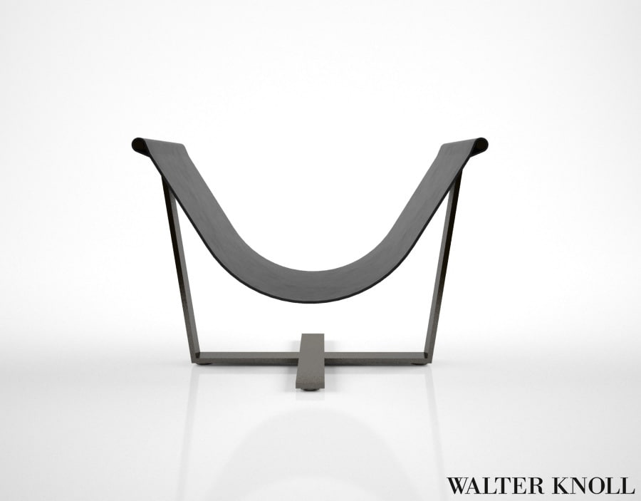 3d model walter knoll mason newspaper. Black Bedroom Furniture Sets. Home Design Ideas