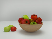 plate apples max