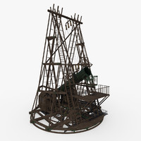 40-foot telescope by herschel