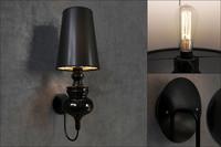 josephine wall lamp 3d model