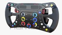 f1 steer wheel formula max