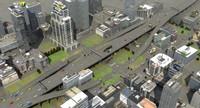 max city highway interchange