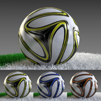 3d model of 2014 championship ball